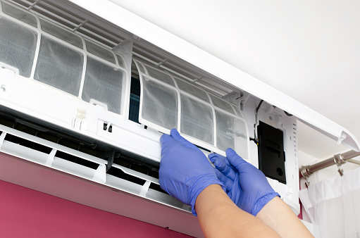 Detergente Pulitore Igienizzante per Climatizzatori