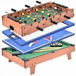 Tavolo da gioco multifunzione (biliardo,calcio balilla,ping pong) dove comprarlo