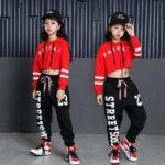 Abbigliamento Bambina Hip Hop