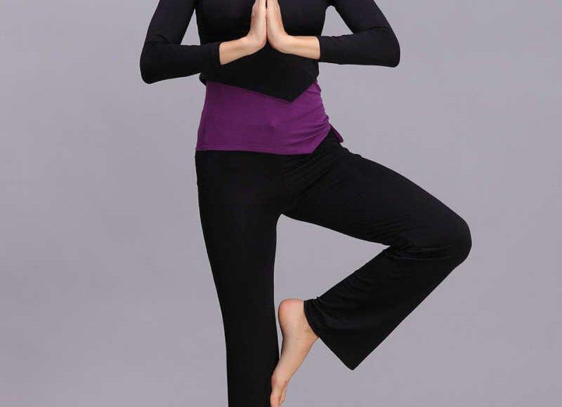 Abbigliamento Donna Yoga