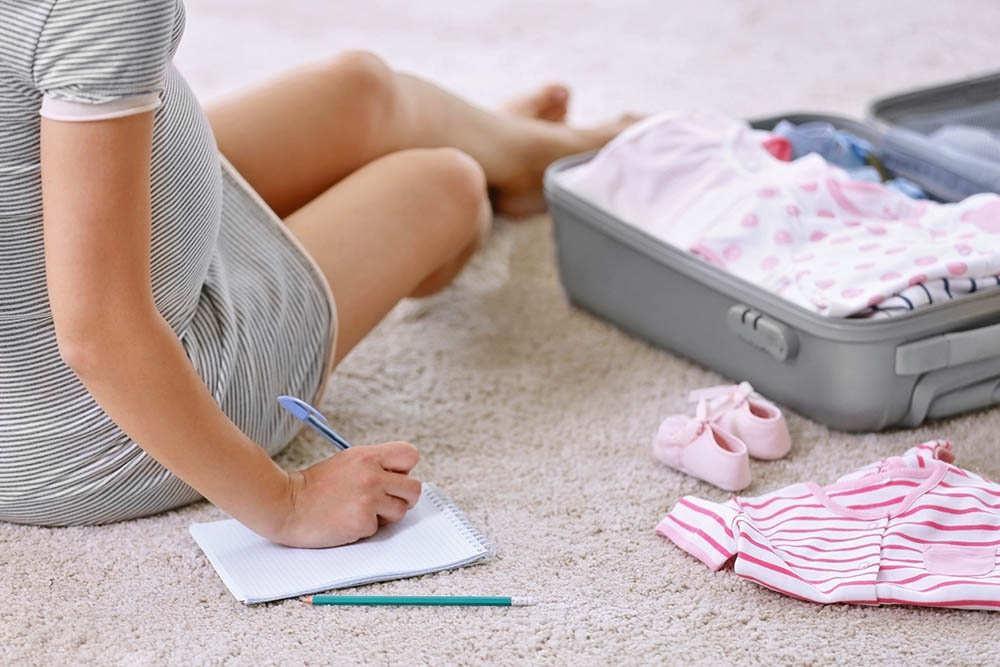 Borsa parto maternità dove comprarla