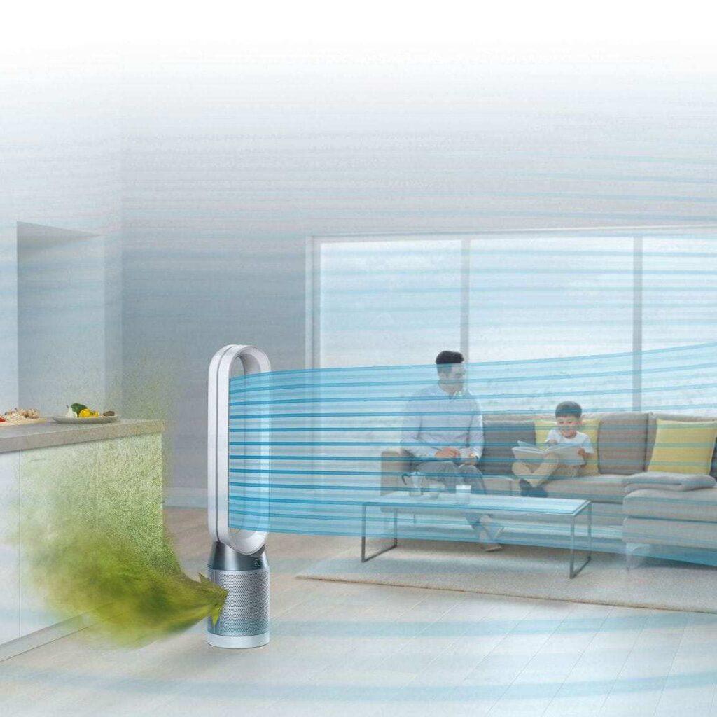Come migliorare la qualità dell'aria interna degli ambienti