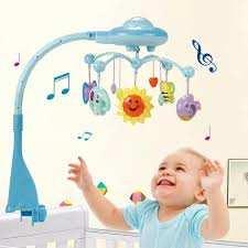 Giocattoli Musicali Sonagli per Neonati Bambini