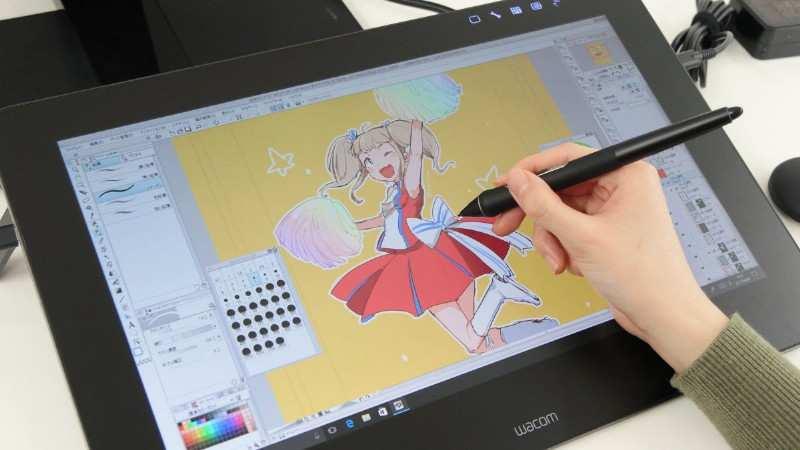 Tavoletta grafica da disegno per bambini per lezioni online