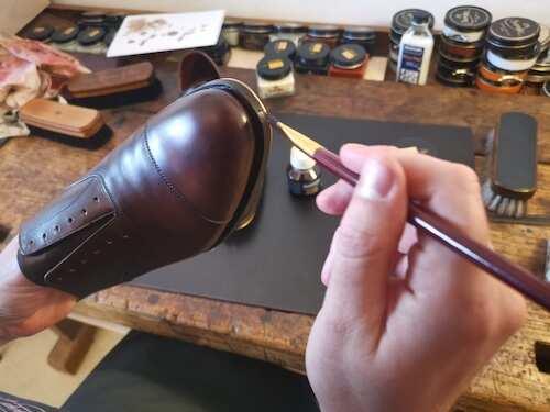 Tintura per scarpe dove comprarla